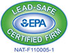 Dr. Energy Saver Central Maryland is a LEAD SAFE Certified Company